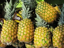Ananas, Ananas und noch mehr Ananas