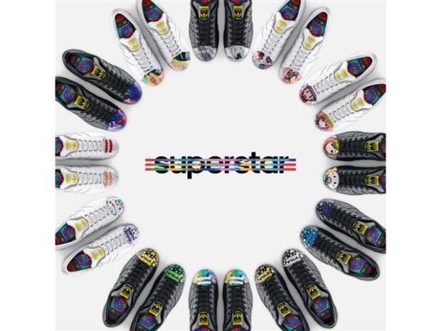 adidas Originals by Pharrell Williams - Supershell - Artwork...